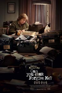 Can You Ever Forgive Me poster