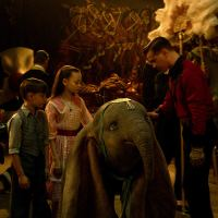 "Dumbo review ""Tim Burton and the flying elephant"""