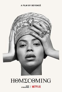 Homecoming: A Film By Beyonce poster