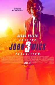 John Wick 3 poster