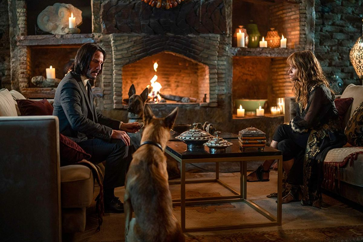 "John Wick: Chapter 3 - Parabellum review ""Have you ever heard exclamations of disgust and awe?"""