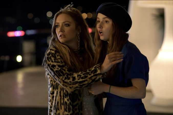 Still from Booksmart