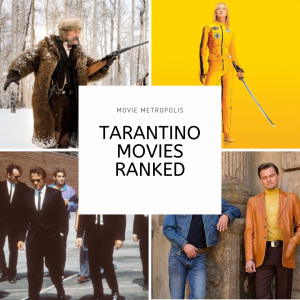 The Best Tarantino Films