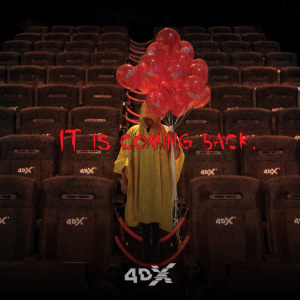 IT: Chapter Two in 4DX