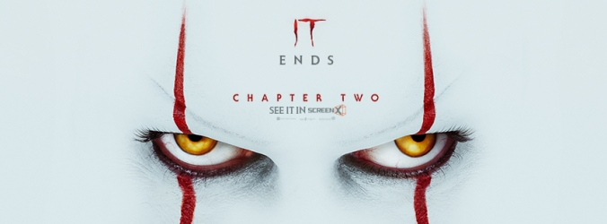 IT Chapter Two in 4DX