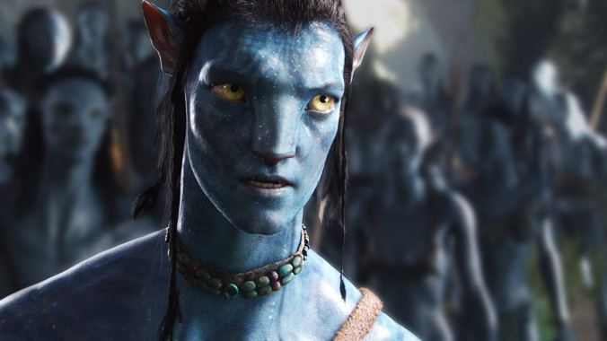 Jake Sully in Avatar