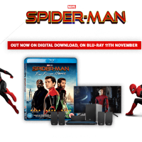 Sponsored: Win big with Boohoo MAN & Spider-Man Far From Home