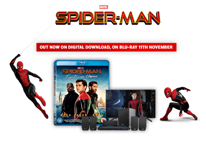 Spider-Man Far From Home competition