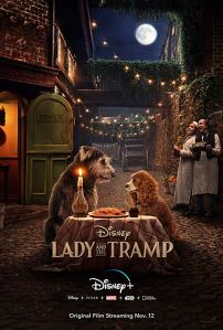Lady & The Tramp movie poster