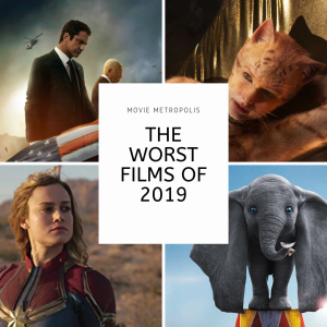 The Worst films of 2019
