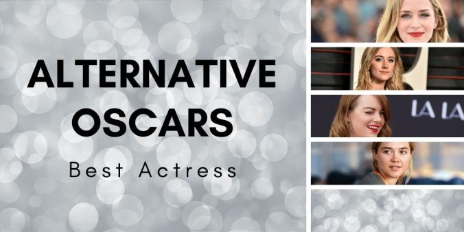 Best Actress Alternative Oscars