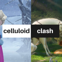 Celluloid Clash: Frozen v Tangled