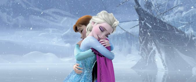 Still from Frozen movie