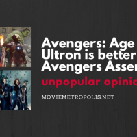Unpopular Opinion: Avengers Age of Ultron is better than Avengers Assemble